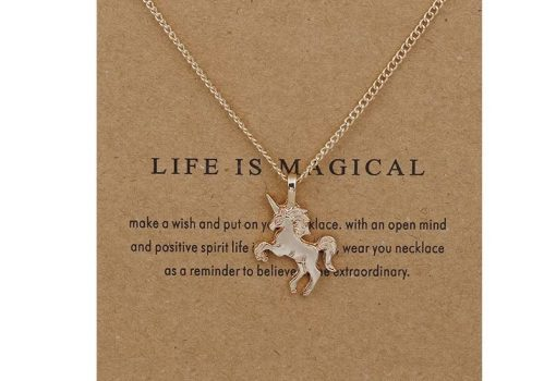 Life is Magical necklace thumbnail